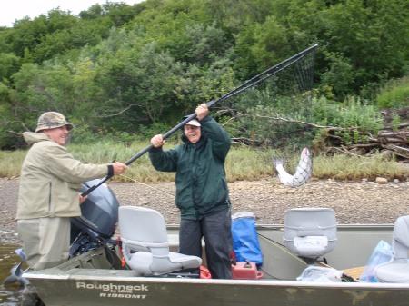 silver fishing 2009 005